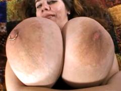 Huge Pregnant Tits