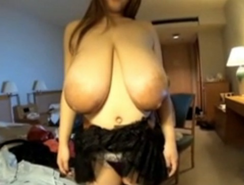 Huge Japanese Areolas